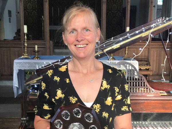 Vicky Trophy Winner 2018