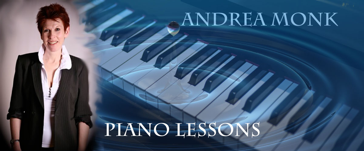 Andrea Monk Piano Lessons