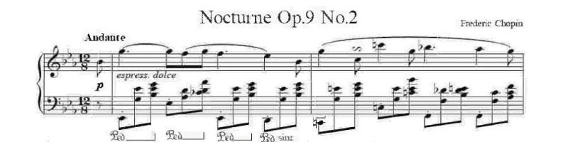 Chopin Op 9 No 2