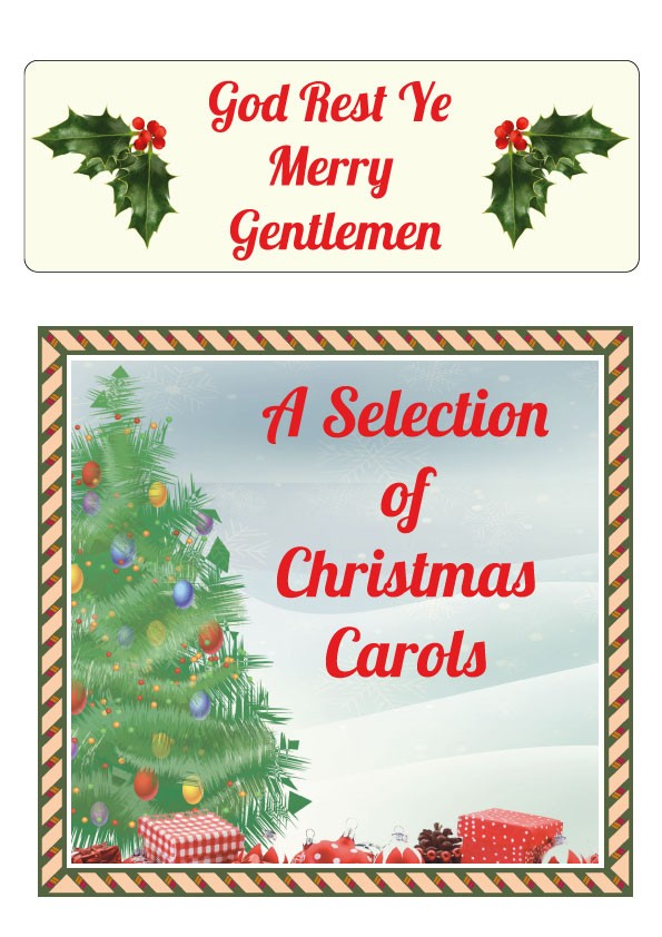 God Rest Ye Merry Gentlemen Sheet music