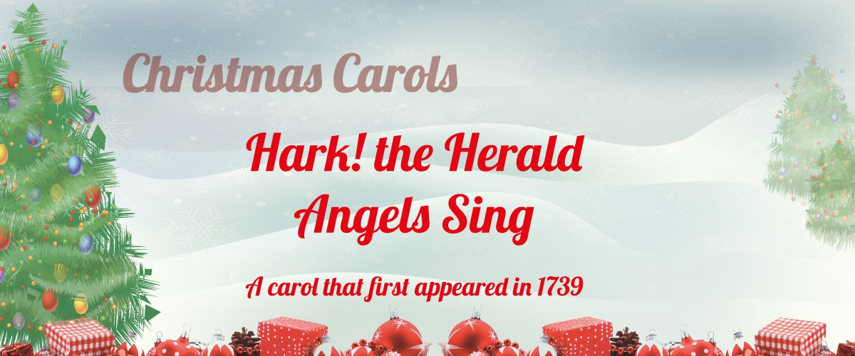 Hark The Herald Angel Sing sheet music
