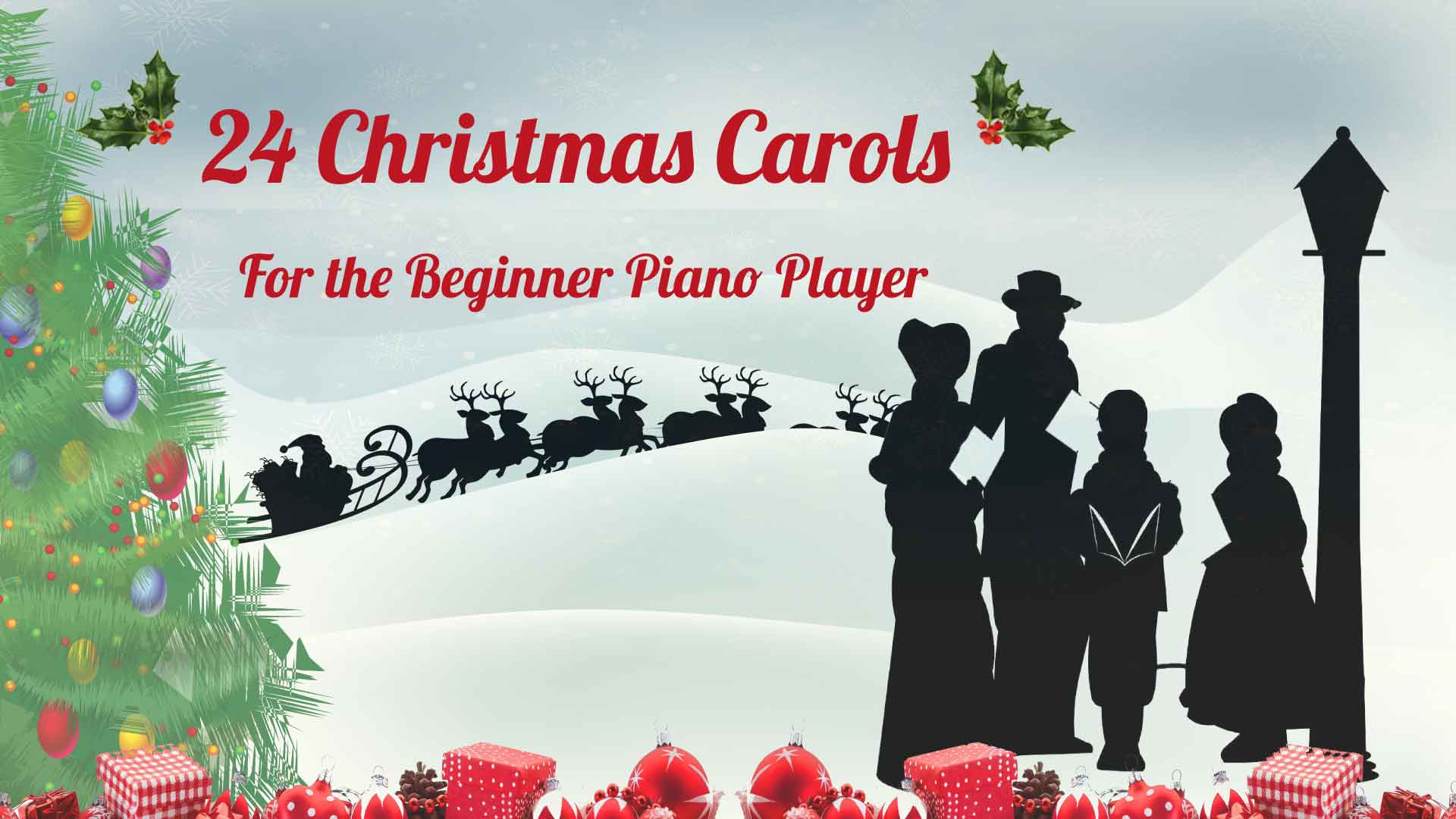 Christmas-Carols-for-the-beginner